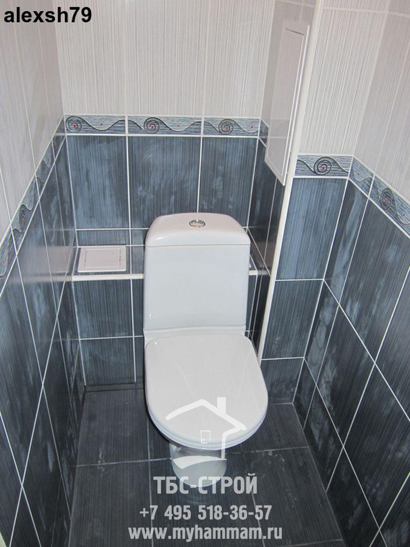 Дизайн туалета 15 квм эконом